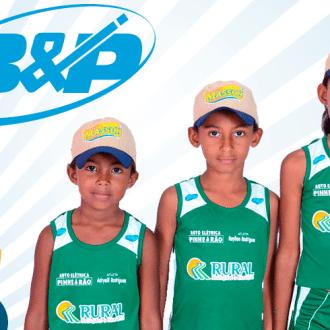B&P Informática – Apoio ao esporte!